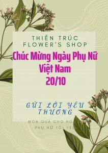 Shop hoa tươi tphcm Thiên Trúc